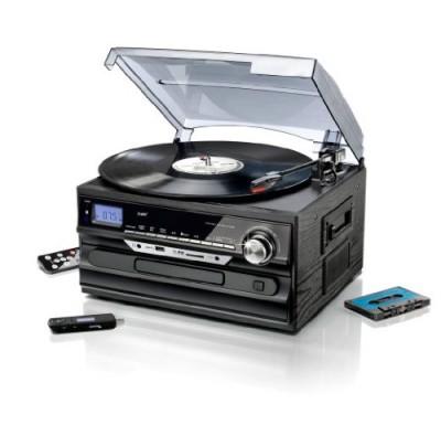stereoanlage mit plattenspieler ihr plattenspieler berater. Black Bedroom Furniture Sets. Home Design Ideas