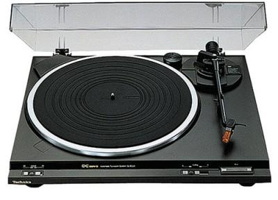 1.Technics Plattenspieler