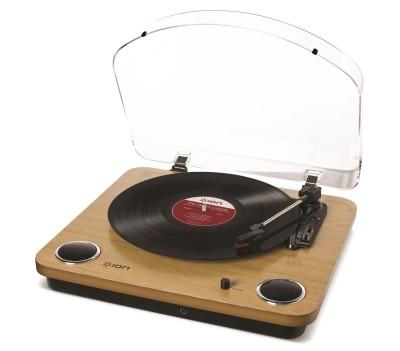 Plattenspieler mit Lautsprecher