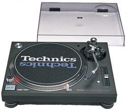 3.Technics Plattenspieler
