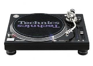 5.Technics Plattenspieler